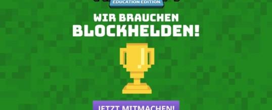 Minecraft Wettbewerb: Microsoft und Code Your Life suchen nach den besten Zukunftsideen