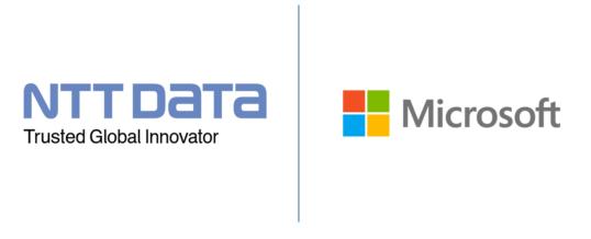 NTT DATA und Microsoft erklären strategische Zusammenarbeit für neue digitale Lösungen