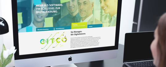 New Business: EITCO und Interlutions bringen neue Website an den Start