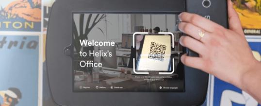Proxyclick bietet berührungslose Check-in-Lösung für Besucher an