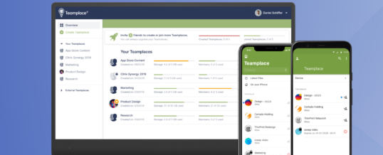 Der kostenlose Team-Online-Speicher für die Post-Corona-Ära