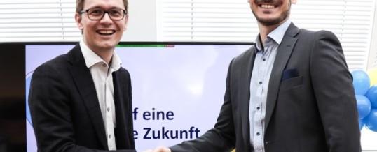 easyname und dogado schließen sich zusammen / Florian Schicker und Daniel Hagemeier erschaffen eines der größten inhabergeführten Hosting-Unternehmen im DACH-Markt
