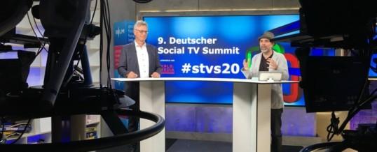 Corona: ein Turbo-Booster für Social und TV / 9. Deutscher Social TV Summit zeigt, wie aus der Krise erfolgreiche Experimente entstehen