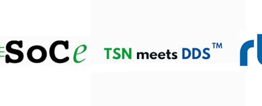 DDS- und TSN-Lösungen für verteilte Systeme
