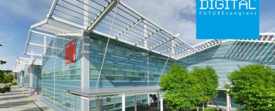 Kongressmesse DIGITAL FUTUREcongress in München wird hybrid und silent