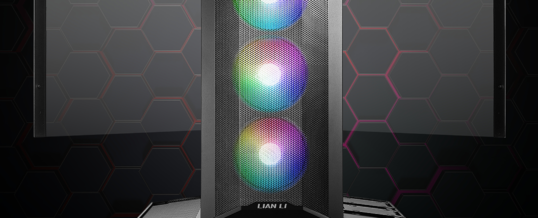 NEU: Lian Li LANCOOL II Mesh Performance & RGB Midi-Tower