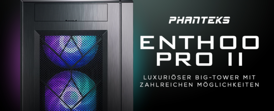 Neu bei Caseking: PHANTEKS Enthoo Pro 2 Big-Tower!
