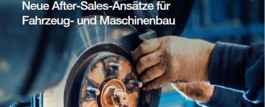 After-Sales-Service: Wie OEMs und Zulieferer gestärkt aus der Krise gehen