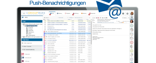 EGroupware kommt in die Version 20.1