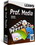 Leawo Prof. Media 8.3.0.2 wurde aktualisiert mit neu hinzugefügter ImgBurn Burning Engine.