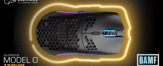 Glorious PC Gaming Race Model O Wireless vorbestellbar!