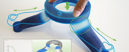Multimaterial-3D-Druck – Gradierte Bauteile: interaktiv und schnell funktional definieren