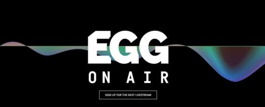 Dataiku startet mit EGG On Air neues virtuelles Konferenzformat