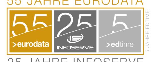 55 Jahre eurodata und andere Jubiläen