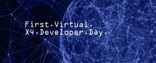Erster virtueller X4 Developer Day vereint Digitalisierungsexperten und Anwender aus ganz Deutschland
