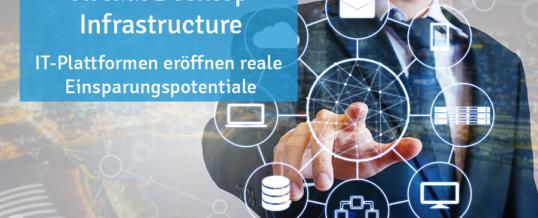 Virtual Desktop Infrastructure – Einsparungspotentiale
