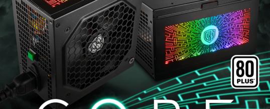 Kolink Core RGB 80 PLUS-Netzteile. Jetzt bei Caseking!
