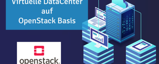 Virtuelle DataCenter (vDC) auf Open Stack-Basis