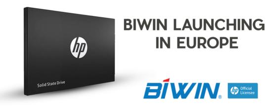 BIWIN eröffnet europäischen Hauptsitz