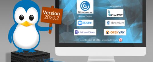 2020.2 Release-Termin im November