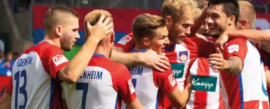 abtis führt beim FC Heidenheim den Modern Secure Workplace ein
