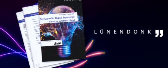 diva-e überzeugt in Lünendonk-Studie 2020