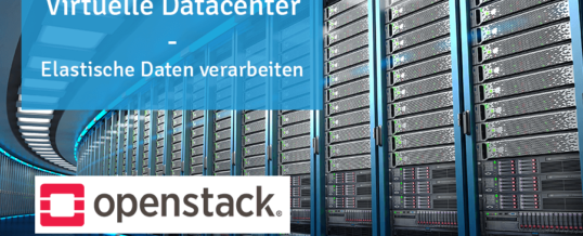 Virtuelle DataCenter (vDC) – Elastisch Daten verarbeiten