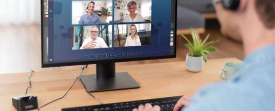 Videomeetings aus dem UCC-Client: STARFACE integriert STARFACE NEON in die UCC-Plattform