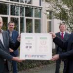 """Ausgezeichnete Leistung: Controlware ist """"Partner of the Year 2020"""" von Fortinet in der Kategorie """"Government & Education"""""""