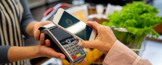 Kontaktlos an der Kasse – Verbraucherinformation der ERGO Versicherung