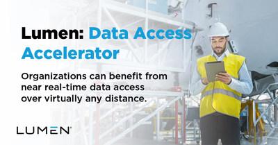 Lumen führt Data Access Accelerator ein