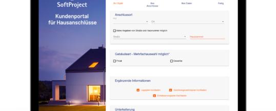 Digitaler Netzanschlussprozess: LeineNetz entscheidet sich für SaaS-Lösung von SoftProject