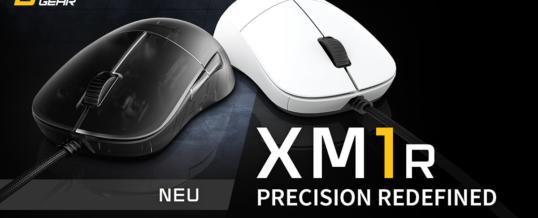 Neu bei Caseking: Die Endgame Gear XM1r Gaming-Maus!