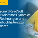 Kofax integriert ReadSoft Online in Microsoft Dynamics 365, um Rechnungen und Kreditorenbuchhaltung zu automatisieren