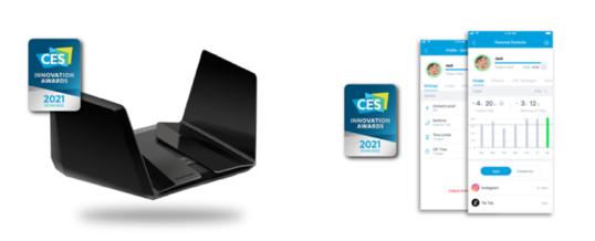 CES 2021 | NETGEAR unterstreicht seine Innovationskraft mit dem neuen WiFi 6E Tri-Band-WLAN-Router Nighthawk RAXE500
