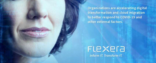 Flexera Statusreport 2021: IT spürt den langen Schatten von COVID-19