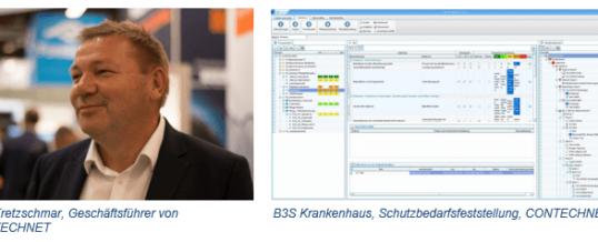 B3S Krankenhaus mit Softwarelösung schnell und eigenständig umsetzen