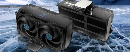 IceGiant ProSiphon Elite CPU-Kühler – neu bei Caseking
