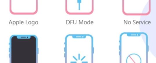 Leawo bietet iOSFix zur Behebung von über 50 iOS-Systemproblemen.