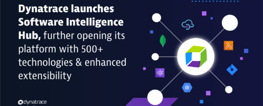 Dynatrace launcht Software Intelligence Hub
