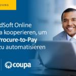 Kofax ReadSoft Online integriert Coupa – für die Automatisierung von Procure-to-Pay-Prozessen