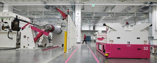 Industrie 4.0 in der Praxis: German Edge Cloud liefert smarte Lösungen für das Rittal Werk Haiger