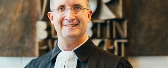 """Thorsten Latzel: """"Ich bin immer ein Grenzgänger gewesen"""" / Drei Fragen an den designierten Präses der Evangelischen Kirche im Rheinland"""