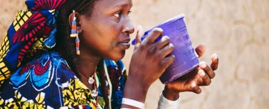 Sauberes Wasser gegen Corona / Weltwassertag: Hygieneprojekte sind in Pandemie wichtiger denn je