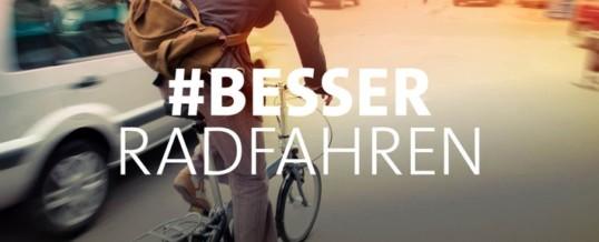 """""""#besserRadfahren"""": SWR Thementag am 22. März 2021"""