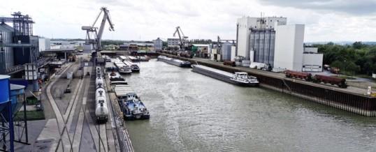 Hafen Straubing-Sand trotzt Corona / Keine Auswirkungen auf Umschlagszahlen dank resilienter Ansiedlerfirmen