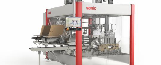 SOMIC: 3D-Layouts unterstreichen Linienkompetenz