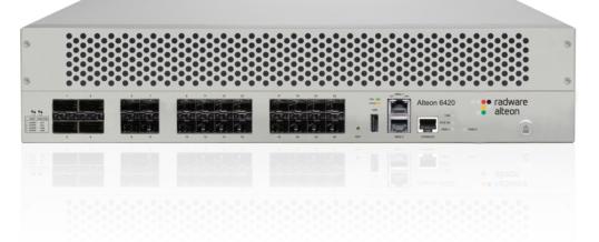 Radware kombiniert ADC und Anwendungssicherheit