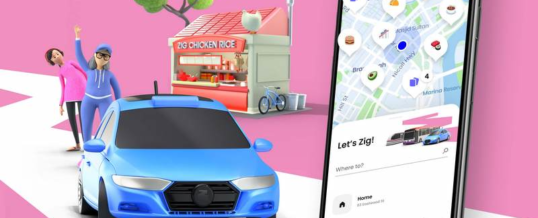 "Mobility & Lifestyle-App: R/GA und ComfortDelGro launchen ""Zig"""