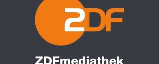 ZDF baut Personalisierung der Mediathek aus / Rekordzahlen zum Jahresauftakt